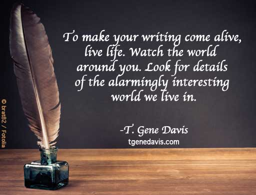 Make Your Writing Come Alive