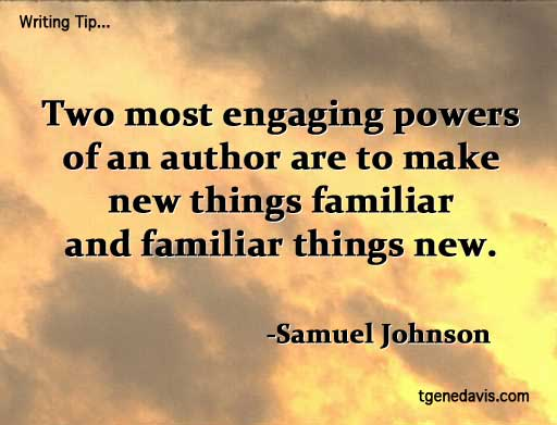 Powers of an Author